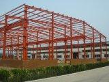 전 설계된 상업적인 강철 구조물 건물 (KXD-SSB100)
