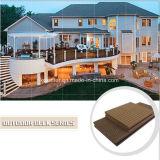 WPC空の屋外のデッキまたは木プラスチック合成のボードかプラスチック幅木