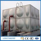 La vendita calda ha isolato il serbatoio di acqua saldato quadrato dell'acciaio inossidabile