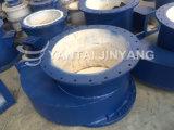 Abnutzungs-beständige mit hoher Schreibdichtetonerde-Keramikziegel für Wirbelsturm im Bergbau