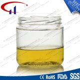 340ml高品質のガラス記憶の込み合いの瓶(CHJ8018)