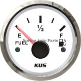 Backalight를 가진 높은 Quality 52mm Fuel Level Gauge Fuel Level Meter