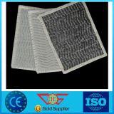 Couverture imperméable à l'eau GCL 4000g-6500G/M2 de couvre-tapis de Hydrain de bentonite