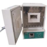 forno a muffola industriale della fibra di ceramica del laboratorio 1000c/1200c
