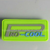 Zoll 3D Soft PVC Rubber Garment Clothing Patch