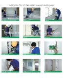機械を作る軽量の具体的な隔壁のパネル