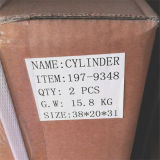 Luva do forro do cilindro das peças de motor Diesel usada para a lagarta 197-9348