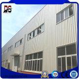 Estructuras de acero prefabricadas del diseño del bajo costo para el almacén