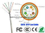CAT6 Sftp LAN-Kabel (ID-C6S-001)
