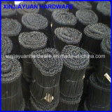 il PVC di 1.0/1.6mm ha ricoperto il doppio collegare del legame del tondo per cemento armato del ciclo per costruzione