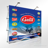 Custom impreso portátil Durable Fold Tradeshow Pop Up Display Stand