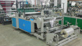 Rql-1200 BOPP, Plastic Zak die OPP Machine met het Auto Lijmen maken