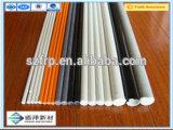 Varilla de fibra de vidrio las barras de refuerzo de la fibra de vidrio