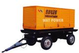 Tipo mobile della centrale elettrica che genera le unità