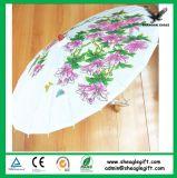 Logo promocional personalizado papel paraguas