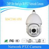 Camera van het Sterrelicht van het Netwerk PTZ van de Koepel van de Snelheid van IRL van Dahua 2MP 30X de Digitale Video (sd6c230u-HNI)