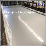 Het Roestvrij staal Koudgewalste Blad/de Plaat van de Oppervlakte van de Spiegel ASTM 304