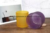 Heet verkoop het Glas van /Candle van de Houder van de Kaars van de Kruik van het Glas