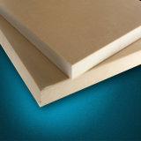 Tarjeta plástica de madera respetuosa del medio ambiente para el Decking al aire libre de Polywood