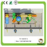 Prezzo basso della sosta acquatica della trasparenza della vetroresina dell'acqua del campo da giuoco dell'acqua (TY-70362)