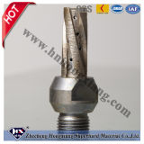 Sintere Diamond Milling Cutter pour Glass Drilling