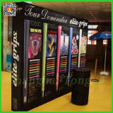 Торговый фон Wall Fabric Pop вверх Display Show (TJ-PO-02)