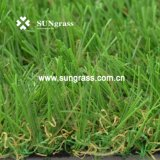 erba artificiale di svago del giardino di paesaggio di 30mm (SUNQ-AL00067)