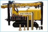 DTH水試錐孔の鋭い機械、空気圧縮機が付いている石の掘削装置