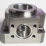 Al3003/6061/Aluminium/Stainless/Steel/304/Brass les pièces de usinage automatiques de pièce de rechange en métal de précision de la commande numérique par ordinateur a usiné/machine/machines