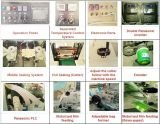 Macchina imballatrice del pane della macchina imballatrice Ald-350d del cuscino