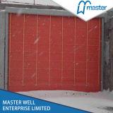 Correa de alta velocidad de PVC suave de la puerta de la puerta de apilamiento rápido