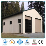 Prefabricated Industrial Steel Structure Construction (SH-647A)