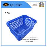 K74 grandes embalagens de plástico de logística de armazenamento para roupas