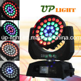 36pcs*10W 4en1 LED Discoteca Aura moviendo la cabeza