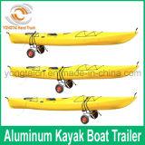 150lbs Aluminum Kayak Boat Trailer