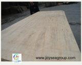 madera contrachapada 18m m radiante de la base de la madera dura de la chapa de la suposición del pino de 9m m 12m m