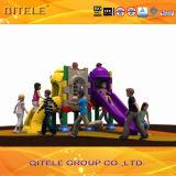 Parque Infantil exterior Série Kidscenter crianças playground coberto (KID-22101, CD-03)