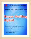 Het Chloride van het Calcium van het Dihydraat van de Agent van de Smelting van de sneeuw (de Smeltende Agent van de Sneeuw)