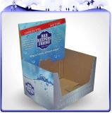 Gewölbtes Papier-Geschenk-Kasten-Farben-Verpackungs-Karton-Kasten für Nahrung trinkt Getränkegemüsegrün-Material-Früchte (D20)