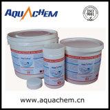 Química para tratamento de água, produtos químicos para piscinas