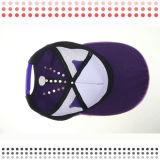 特別なデザインの6つのパネルの野球のスポーツの帽子