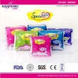 De Maxi Absorberende Gevleugelde Menstruele Servetten van dame Heavy Flow Sanitary Menstrual Handdoek