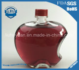 Appleの香水のガラスビンのワイン・ボトルの芸術およびクラフトの装飾的なガラスビン165ml