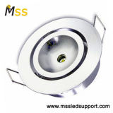 Lámpara RO103 del techo del LED Downlight/LED