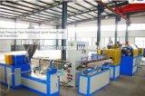 En PVC souple Flexible renforcé de fibre de la ligne de production