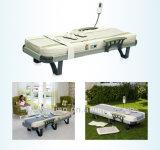 Base termica di massaggio del rullo della giada di terapia (CE certificato) per registrazione della spina dorsale
