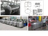 Refrigerador de leite vertical de aço inoxidável de uso industrial de 500L