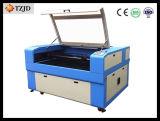 SGS anerkannte Laser-Ausschnitt-Gravierfräsmaschine