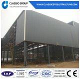 Almacén ligero Pre-Hecho de la construcción de la estructura de acero