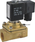 Magnetventile der Serien-PU225, Messingventil, 2 Möglichkeits-Ventil